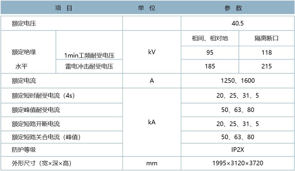 XGN-40.5 箱型固定式交流金属封闭必威betway电竞